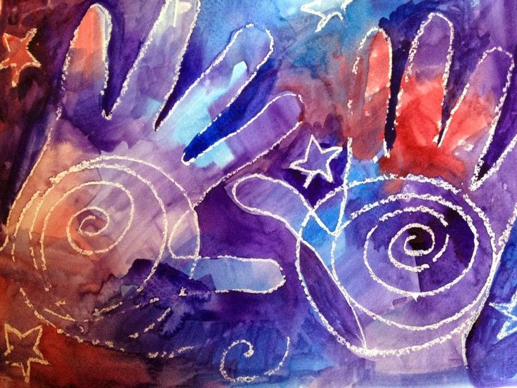 """Resist(ance) & Watercolor: """"It's easier to resist at the beginning than at the end."""" - Leonardo da Vinci via @Sara Roizen"""