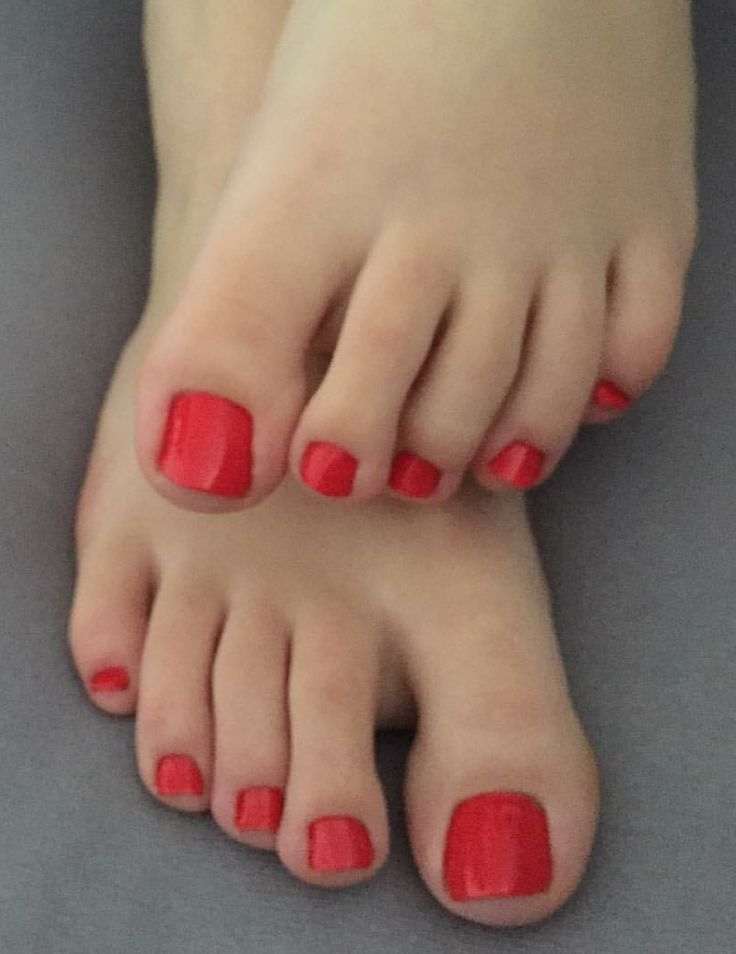 Only sexy feet