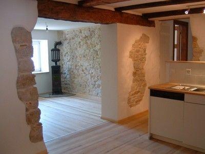 esszimmer esszimmer bruchsteinwand fachwerkwand zuk nftige projekte pinterest esszimmer. Black Bedroom Furniture Sets. Home Design Ideas