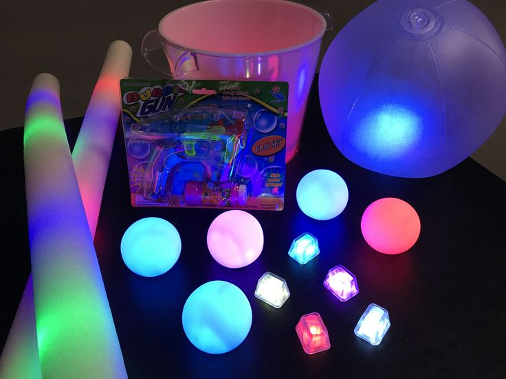 Already getting ready for the epic #summer pool parties! We have all the perfect light up toys for your next #epic pool party. Wow all of your guests and friends this summer!  #FBLparty #pool #summer #epic #party #nightswimming #swim
