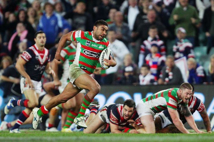 Nathan Merritt Photos: NRL Rd 19 - Roosters v Rabbitohs