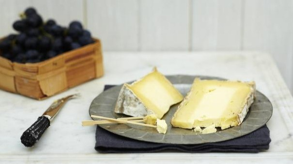 Caerphilly Cheese. Pair With Aged Port.
