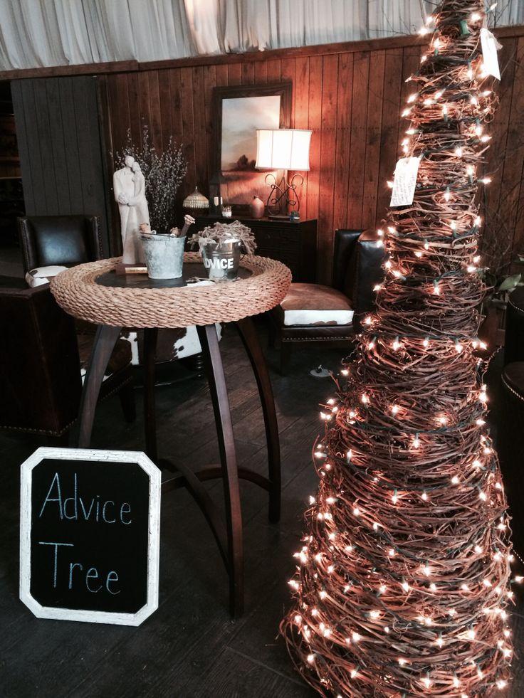 Wedding Gift Ideas For USD300 : Advice Tree Wedding Decoration Ideas Pinterest Trees