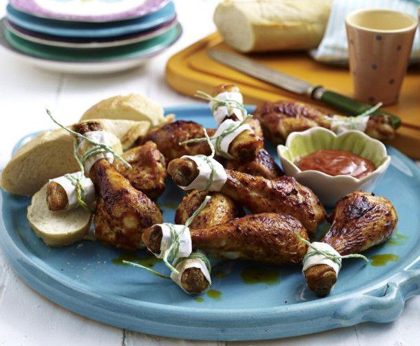 Unser beliebtes Rezept für Würzige Hähnchenkeulen und mehr als 55.000 weitere kostenlose Rezepte auf LECKER.de.