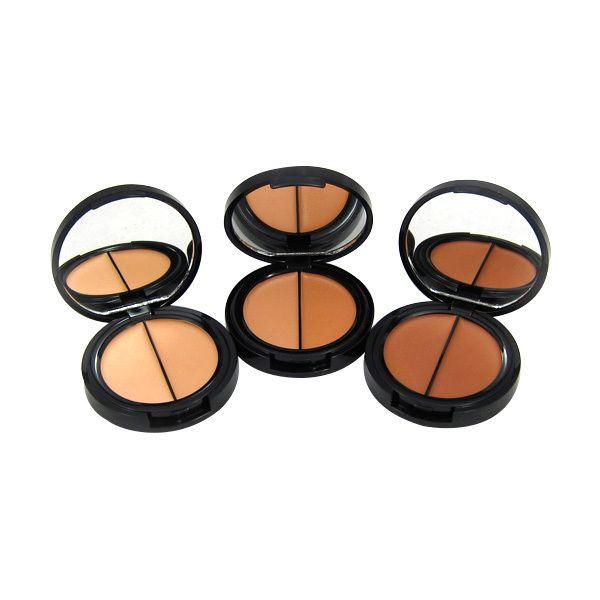 Camera Ready Cosmetics™ - Eve Pearl Dual Salmon Concealer : MEDIUM / TAN