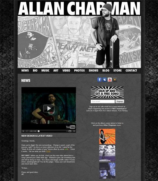 free websites for musicians