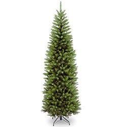 National Tree Company 7-1/2-Feet Kingswood Fir Pencil Tree