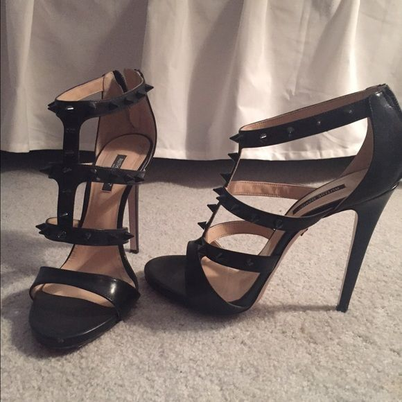Ruthie Davis spiked pumps Ruthie Davis spiked pumps size 39. With 5 inch heal Ruthie Davis Shoes Heels