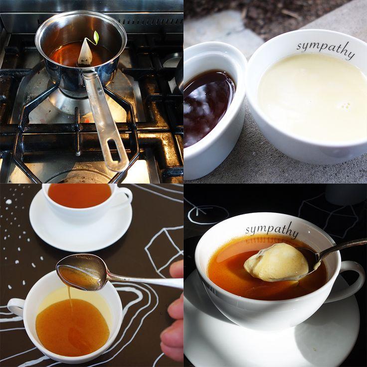 Tea, Sympathy, Cardamom and Panna Cotta…
