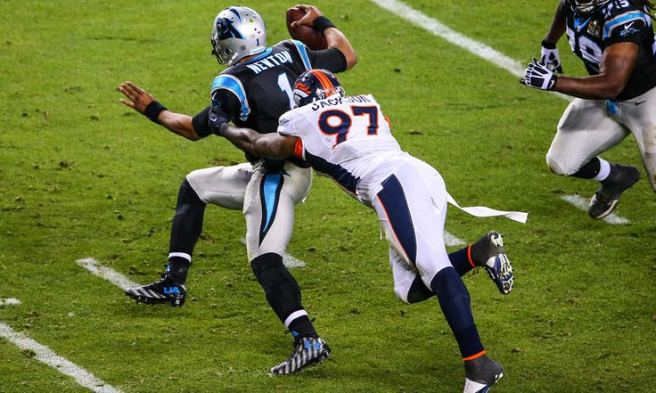 Column: Broncos' defense turned Cam Newton from MVP into 2012 Cam Newton = Panthers' QB Cam Newton had fun all year long, but it came to a screeching halt in the Super Bowl, at the hands of Von Miller, Derek Wolfe, DeMarcus Ware and the Denver Broncos' elite defense. Highlights of Newton dancing and.....