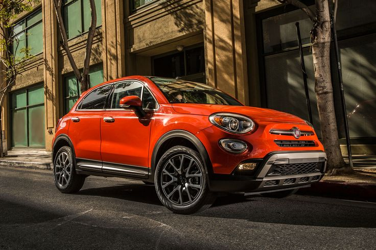 "The 2016 Fiat 500X has four doors and a rear hatch. The version shown here is the ""Trekking Plus"" model and avarages 30 MPG!    #FIAT #FCA #500 #Abarth #E #X #L  #Pop #Trekking #Lounge #Turbo #Spider #Electric #Sport #Economic  #Compact #Car #Italian #Exotic #Spider  #theAutoGallery #MayaAutoGallery  #VanNuys #LosAngeles #LA #CA  #FWD #AWD #RWD"