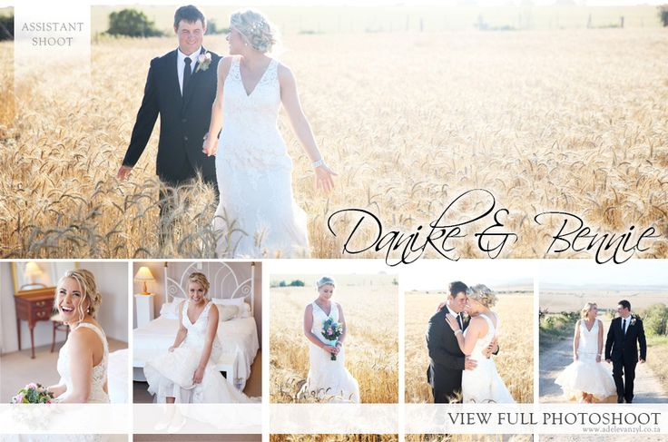 Danike and Bennie Wedding - Adele van Zyl Photography