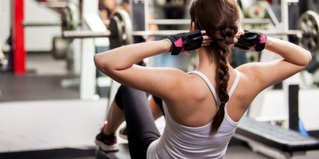 Kesehatan: Waktu Terbaik Melakukan Sit Up & Plank Jika Ingin Perut Rata - Editor: Febi Anindyakirana | Vemale.com