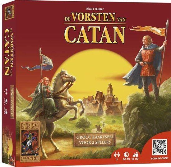 Kolonisten van Catan - kaartspel -  De Vorsten