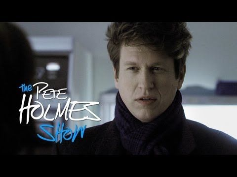 Sherlock Holmes Sucks at Deduction During a 'Sherlock' Comedy Sketch by Pete Holmes