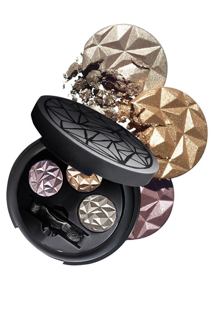 Topshop�s Dark Side of Nude Eye-Shadow Trios - Best Beauty Products