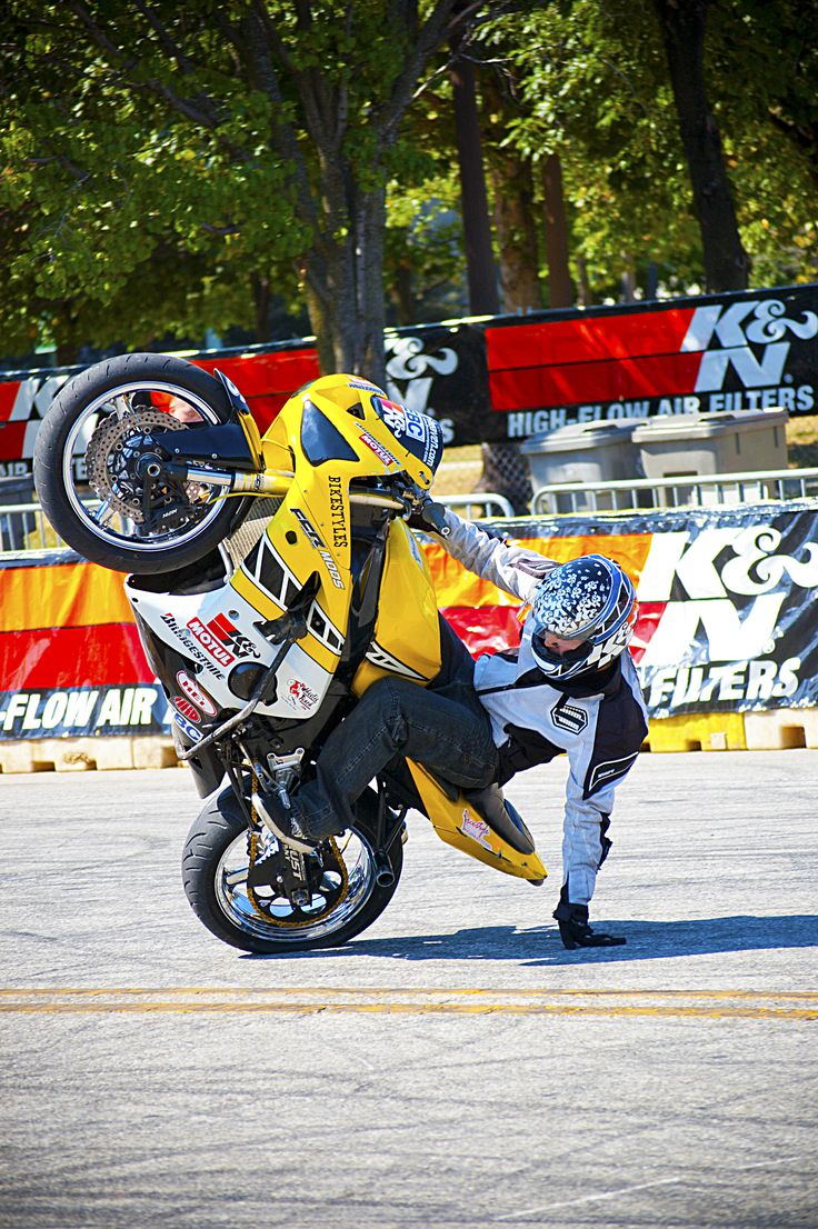 Bubash - Freestyle-Stunt #knfilters