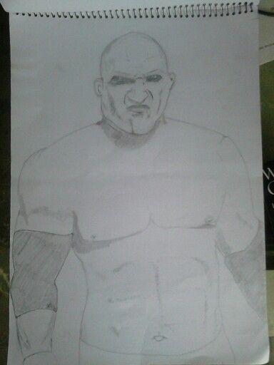 """""""WWE"""" Kane"""