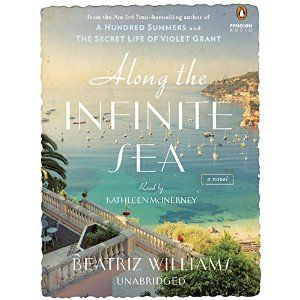 Along+the+Infinite+Sea+by+Beatriz+Williams+(Audiobook+Review)