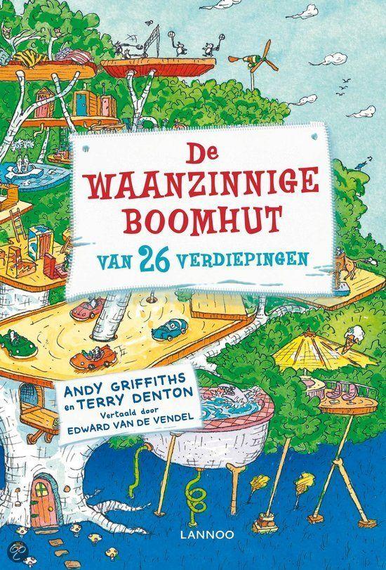 bol.com   De waanzinnige boomhut, Andy Griffiths