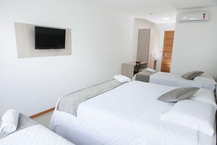 Apartamento Quádruplo #florianópolis #floripa #canasvieiras