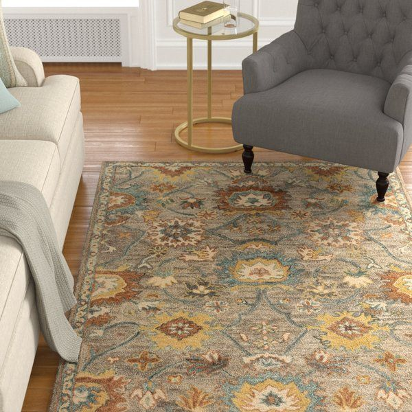 Durkee Taupe Blue Area Rug Brown Area Rugs Area Rugs Rugs