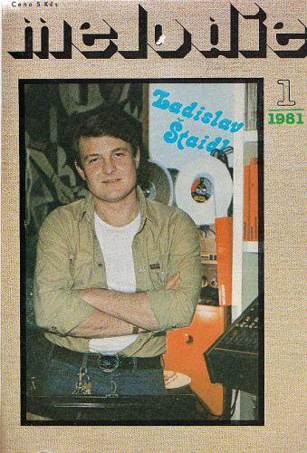 Časopis Melodie (1981)
