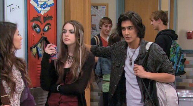 victorious avan and liz dating