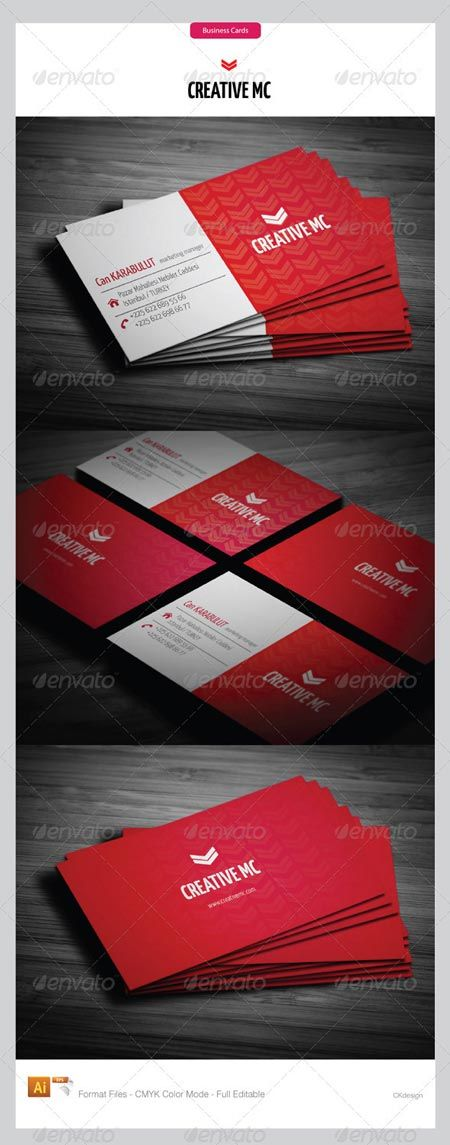 GraphicRiver Corporate Business Cards 146 3263058