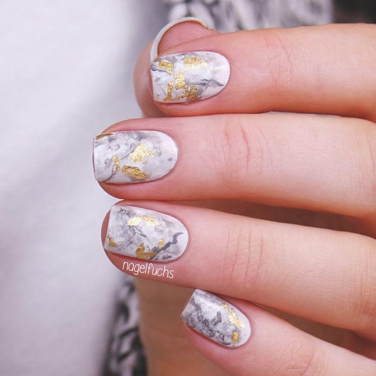 1000 ideas about foil nail art on pinterest foil nails shellac and nails - Foil nail art ...