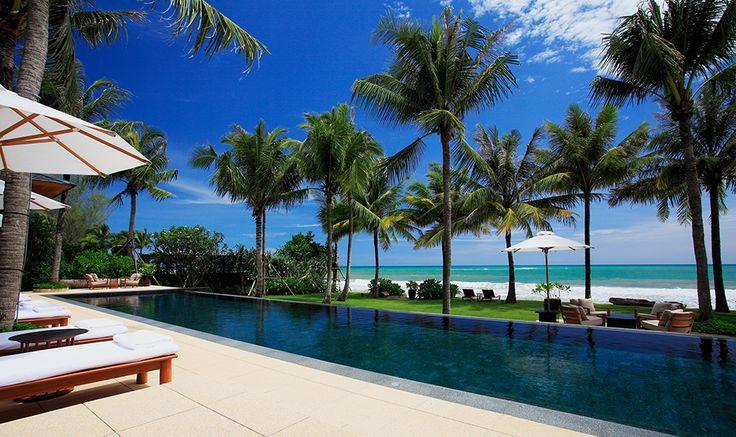 Villa Danatai   Phuket - Pool oder Meer?