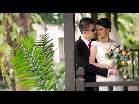 Malaysian indian chinese wedding cinematic video Kelvin & Vemala Royale Bintang seremban - YouTube