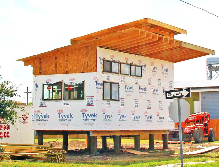Perfect Brad Pittu0027s Make It Right To Unveil Their First Tiny House In New Orleans Design