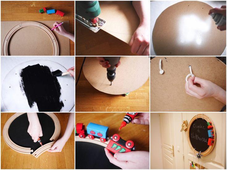 les 175 meilleures images du tableau tuto diy pour la. Black Bedroom Furniture Sets. Home Design Ideas