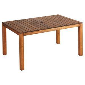 Del Terra Northwood Outdoor Table 152x100cm