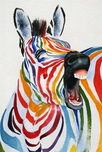 Rainbow zebra ^U^