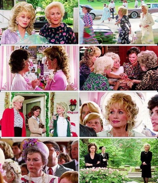 steel magnolias movie analysis Herbert ross's ''steel magnolias'' runs 118 minutes but seems even longer than '' intolerance'' the new comedy-drama is based on robert harling's adaptation of his own hit play, still running off broadway in the modest one-set play, which takes place in the fictional town of chinquapin, la, six women.