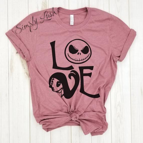 Jack Skellington Love Toddler T-Shirt