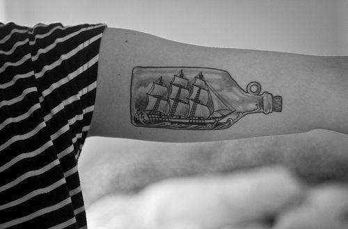 Tattoo by Ryan Mason in Portland OR