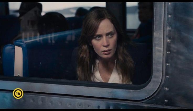 A lány a vonaton film+könyv