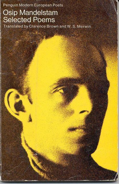 Selected Poems: Osip Mandelstam