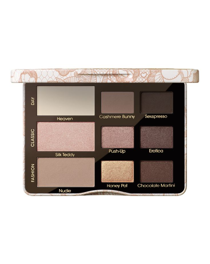 Too Faced | Natural Eye Neutral Eye Shadow Palette | Cult Beauty