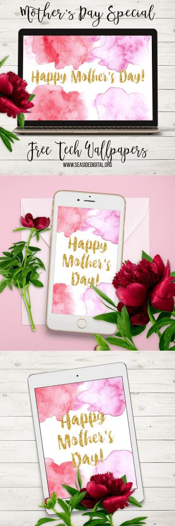 May 2017 Free Calendar and Wallpapers and Special Mother's Day Tech Wallpapers