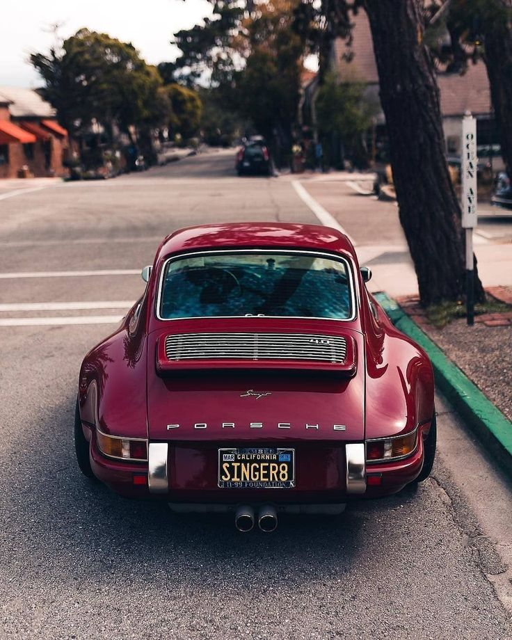 Quality engineering and sleek style. This #porsche…