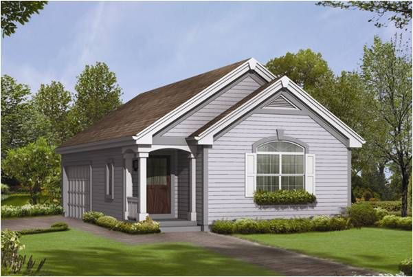 Garage with apartment single story garage apartment plan for Garage plans with apartment one level