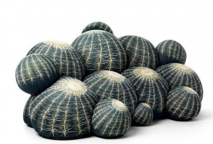 Cactus poef