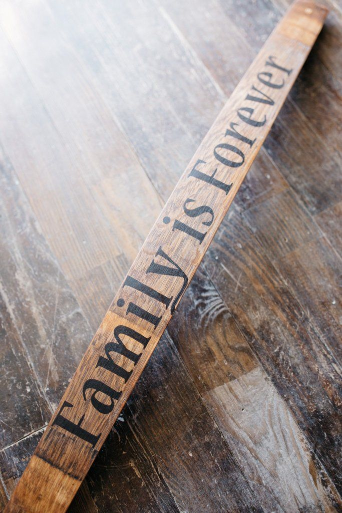 Wine Barrel Stave Signs Best 17 Whiskey