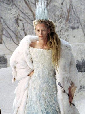 The White Witch — 'The Lion, Witch and the Wardrobe'