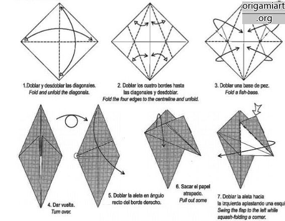 top 277 ideas about origami animals on pinterest