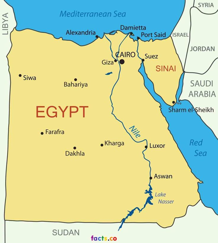 The Capital Of And Largest City In Arab Africa Located Near Nile - Map of egypt delta